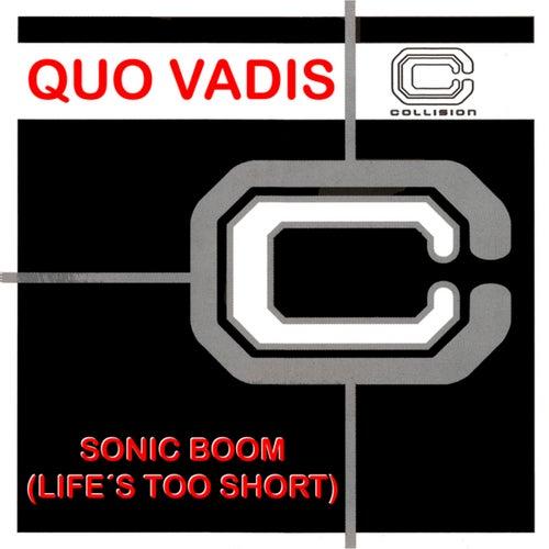 Sonic Boom (Yomanda Remix) by Quovadis