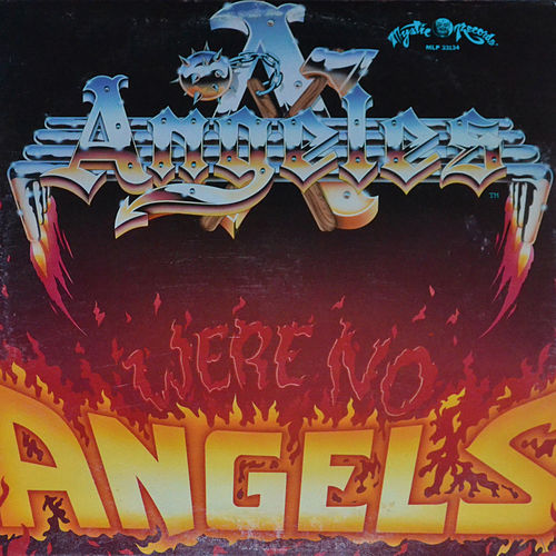 We're No Angels by Angeles