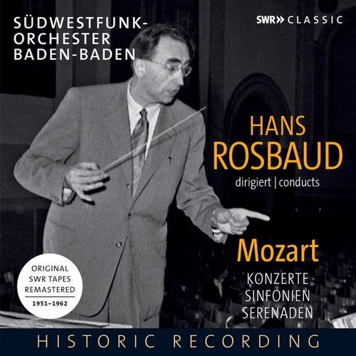 Mozart: Symphonies, Concertos & Serenades by Various Artists