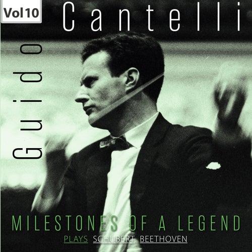 Milestones of a Legend: Guido Cantelli, Vol. 10 de Philharmonia Orchestra
