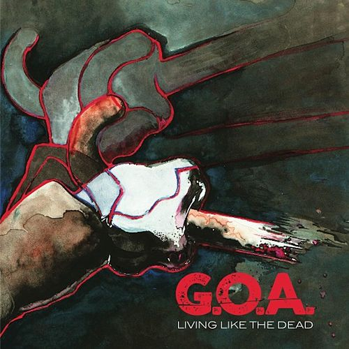 Living Like the Dead by GOA (ft Ales Varotto)