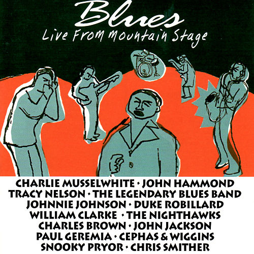 Blues Live From Mountainstage de Various Artists