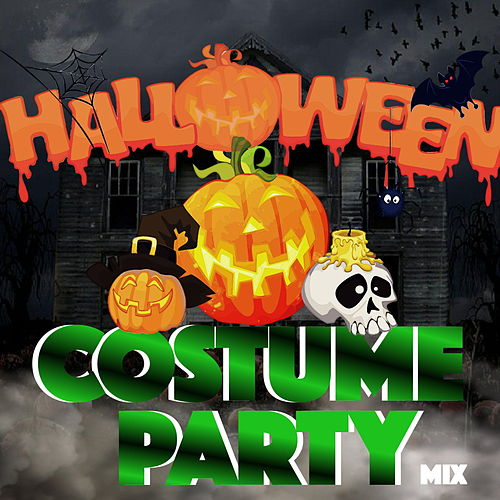Halloween Costume Party Mix by Various Artists