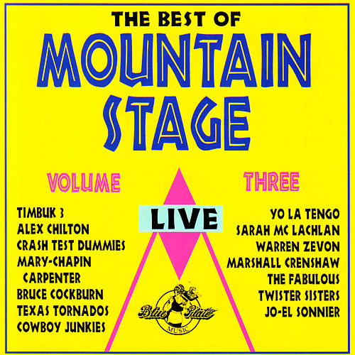 The Best of Mountain Stage Live, Vol. 3 de Various Artists