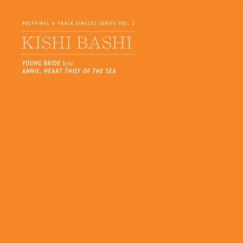 Polyvinyl 4-Track Singles Series, Vol. 2 by Kishi Bashi