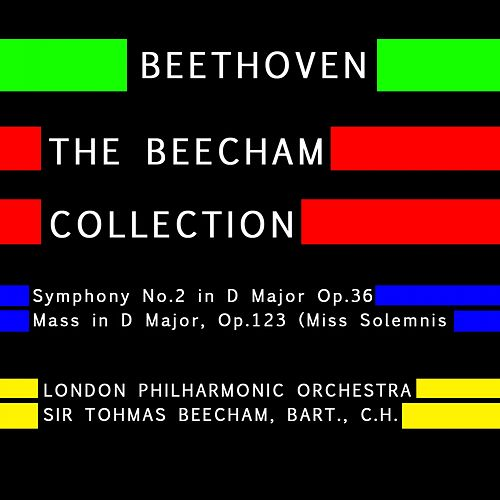 The Beecham Collection / Beethoven de London Philharmonic Orchestra