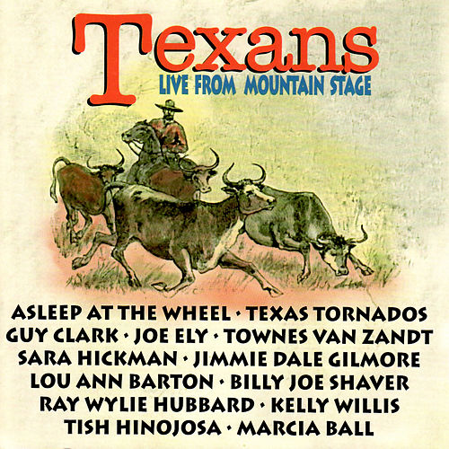 Texans: Live from Mountain Stage von Various Artists