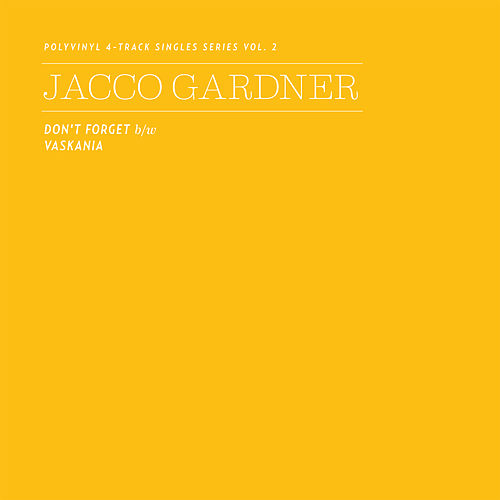 Polyvinyl 4-Track Singles Series, Vol. 2 by Jacco Gardner
