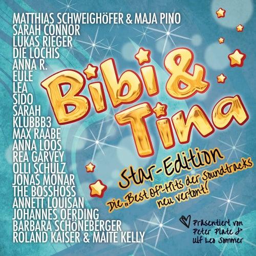 Bibi & Tina Star-Edition: Die 'Best-Of'-Hits der Soundtracks neu vertont! von Various Artists