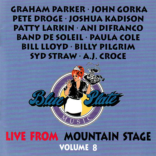 The Best of Mountain Stage Live, Vol. 8 fra Various Artists