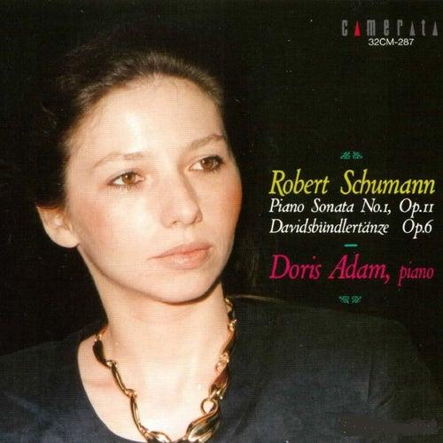 Schumann: Piano Sonata & Davidsbündlertänze von Doris Adam