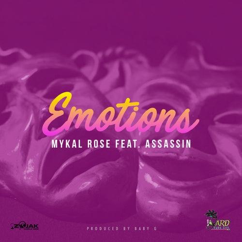 Emotions (feat. Assassin) de Mykal Rose
