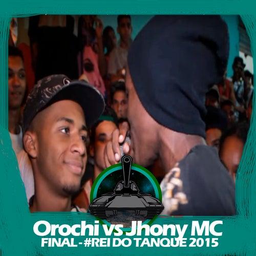 Orochi X Jhony MC (Final - #Rei do Tanque 2015) de Batalha do Tanque