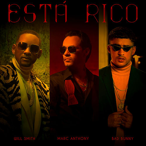 Está Rico de Marc Anthony