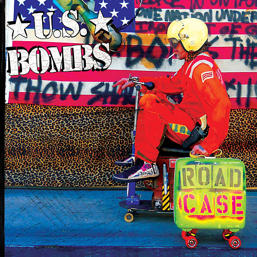 Road Case de U.S. Bombs