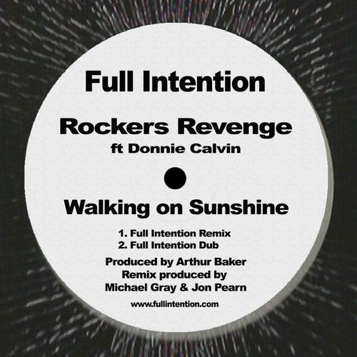 Walking on Sunshine (Full Intention Remixes) de Rocker's Revenge