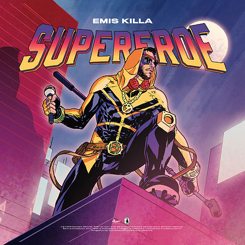 Supereroe di Emis Killa