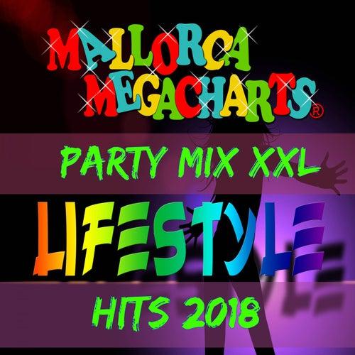 Mallorca Megacharts (Party Mix XXL Lifestyle Hits 2018) von Various Artists