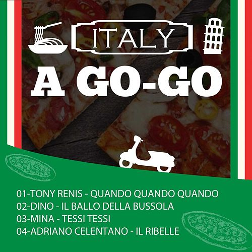 Italy a go-go (Great songs from the 60's) by Various Artists