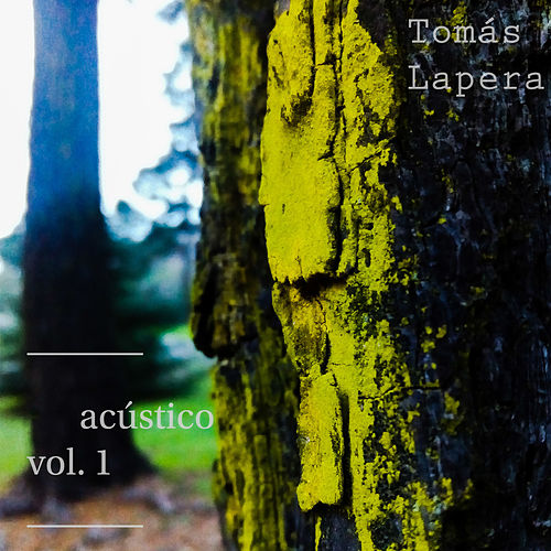 Acústico, Vol. 1 de Tomás Lapera