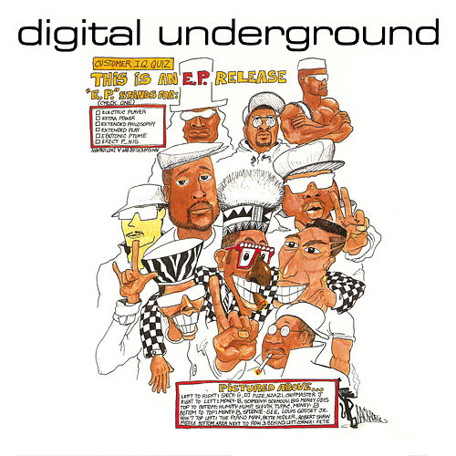 This is an E.P. Release von Digital Underground