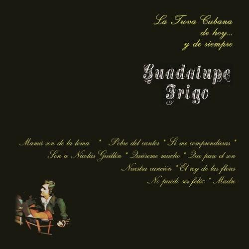 La Trova Cubana de Hoy y de Siempre de Guadalupe Trigo