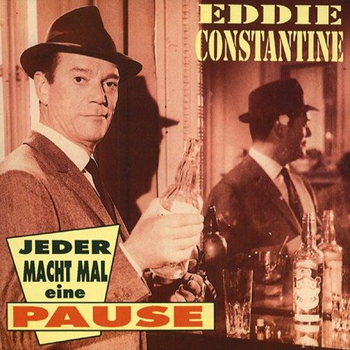Jeder macht mal eine Pause de Eddie Constantine