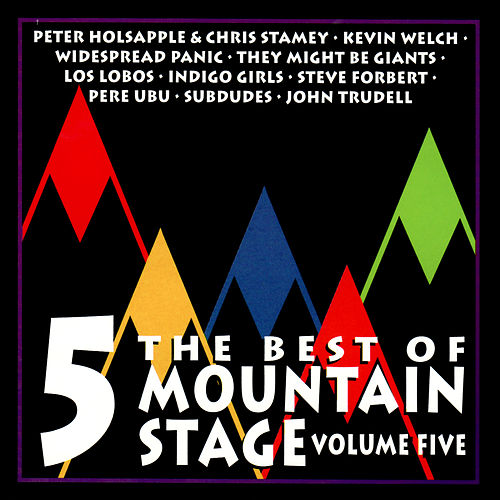 The Best of Mountain Stage Live, Vol. 5 de Various Artists