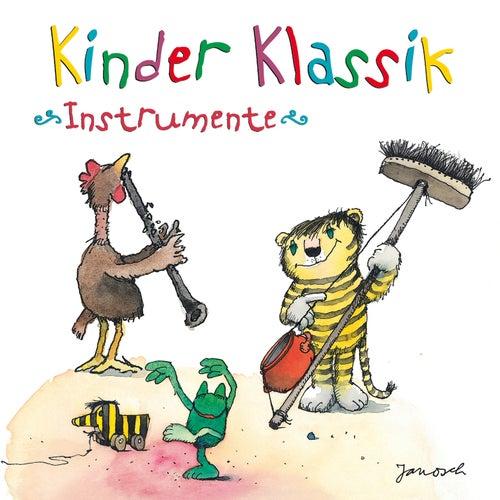 Kinder Klassik - Instrumente von Various Artists
