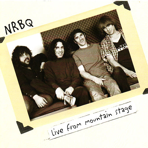 Live from Mountain Stage de NRBQ