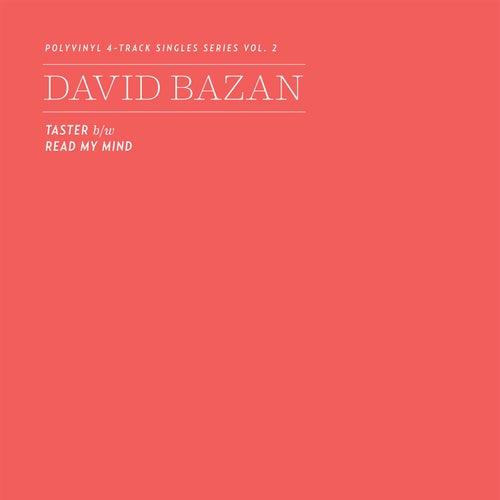 Polyvinyl 4-Track Singles Series, Vol. 2 de David Bazan