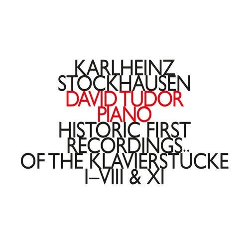 Historic First Recordings of The Klavierstücke I-VIII & XI by David Tudor