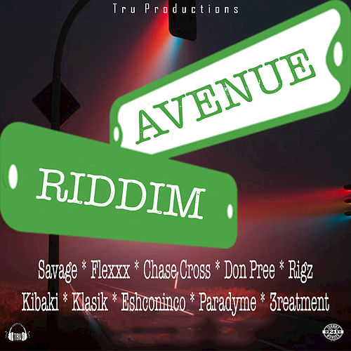 Avenue Riddim de Various Artists