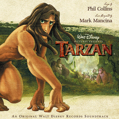 Tarzan (Original Motion Picture Soundtrack) by Various Artists