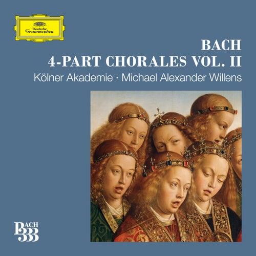 Bach 333: 4-Parts Chorales (Vol. 3) by Kölner Akademie