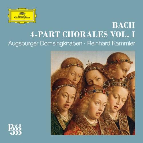 Bach 333: 4-Parts Chorales (Vol. 1) by Augsburger Domsingknaben