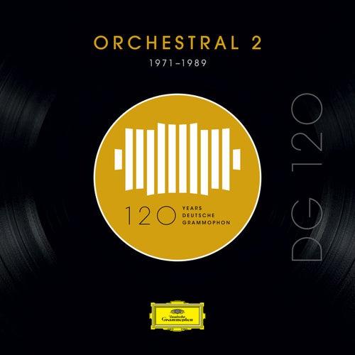 DG 120 – Orchestral 2 (1971-1989) de Various Artists