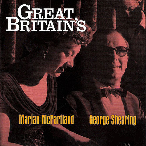 Great Britain's von Marian McPartland