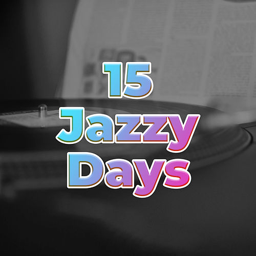 15 Jazzy Days de Piano Dreamers