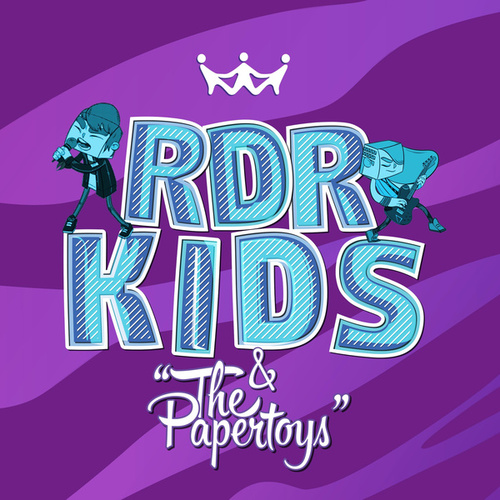 Rey de Reyes Kids & the Papertoys de Rey de Reyes Kids