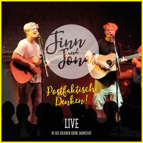 Postfaktisch Denken (Live in der Goldenen Krone Darmstadt) de finn.