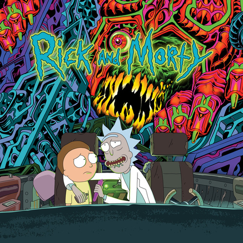 The Rick and Morty Soundtrack by Various Artists