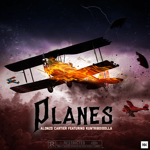 Planes by Alonzo Cartier