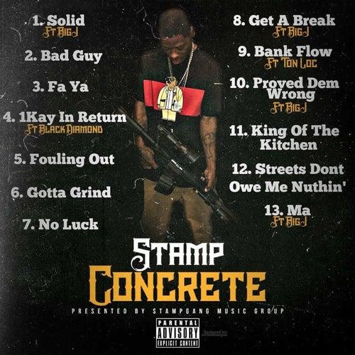 Concrete von Stamp