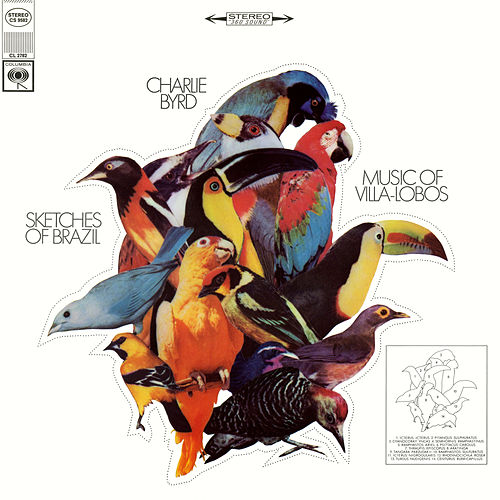 Sketches of Brazil von Charlie Byrd