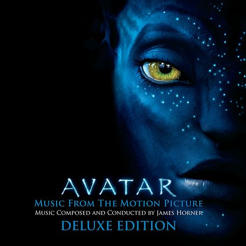 AVATAR Music From The Motion Picture Music Composed and Conducted by James Horner (Deluxe) by Various Artists