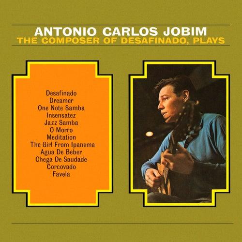 The Composer of Desafinado, Plays (Remastered) by Antônio Carlos Jobim (Tom Jobim)
