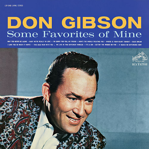 Some Favorites of Mine (Expanded Edition) de Don Gibson