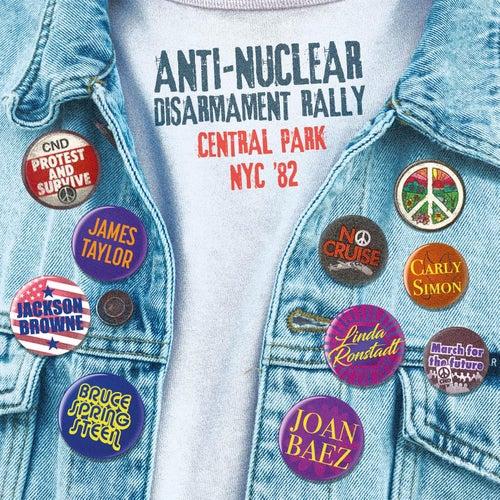 Anti-Nuclear Disarmament Rally, Central Park, NYC '82 de Various Artists