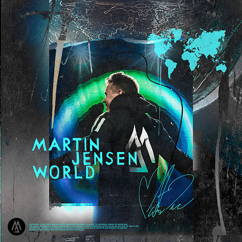 World (EP) by Martin Jensen